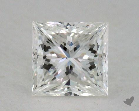 1.02 Carat G-VS1 Very Good Cut Princess Diamond