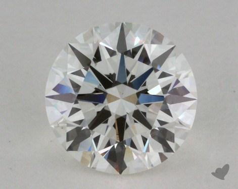 1.31 Carat H-VS2 Excellent Cut Round Diamond 