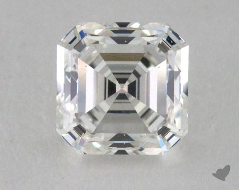 1.02 Carat G-VS2 Asscher Cut Diamond