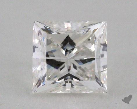 1.01 Carat G-SI2 Very Good Cut Princess Diamond