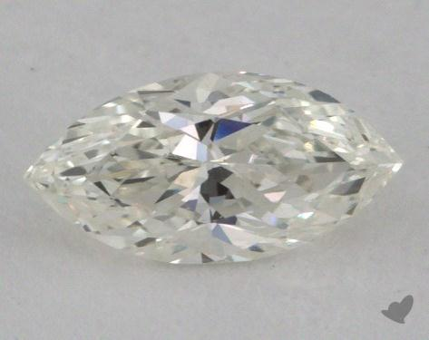 0.45 Carat I-VS1 Marquise Cut Diamond