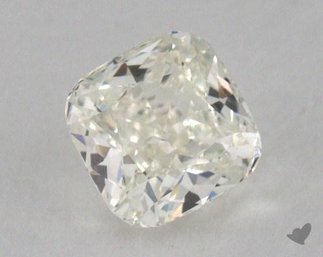 1.16 Carat J-VVS2 Cushion Cut Diamond