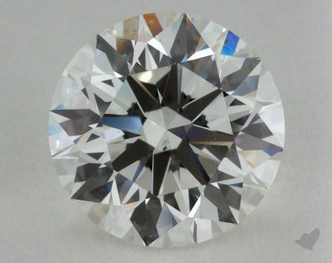 1.83 Carat H-VS2 Excellent Cut Round Diamond