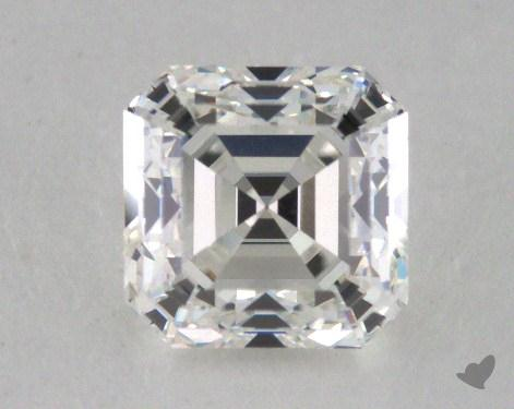 1.01 Carat G-IF Asscher Cut Diamond