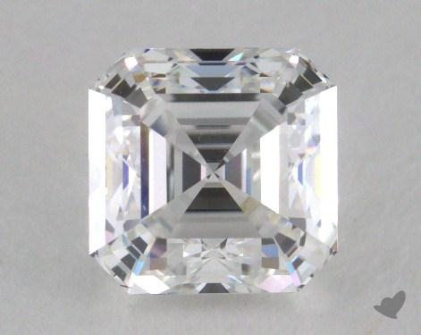 1.01 Carat E-VVS2 Asscher Cut Diamond