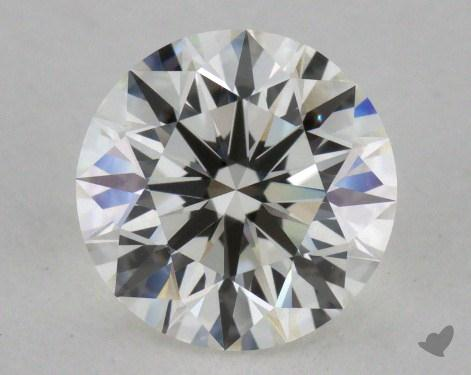 1.01 Carat H-VVS1 Excellent Cut Round Diamond