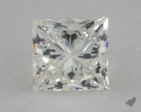 0.83 Carat I-IF Ideal Cut Princess Diamond