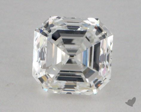1.00 Carat G-VS2 Asscher Cut  Diamond