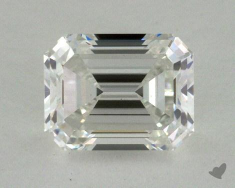 1.05 Carat G-VS1 Emerald Cut Diamond