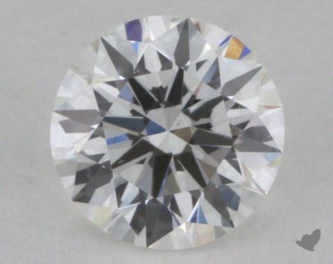 0.40 Carat E-VS2 Very Good Cut Round Diamond
