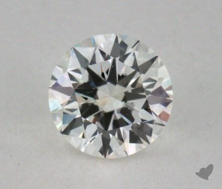 0.50 Carat I-VS1 Good Cut Round Diamond