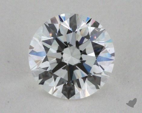 0.53 Carat G-VS2 Excellent Cut Round Diamond