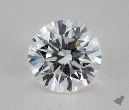 0.50 Carat E-SI2 Excellent Cut Round Diamond