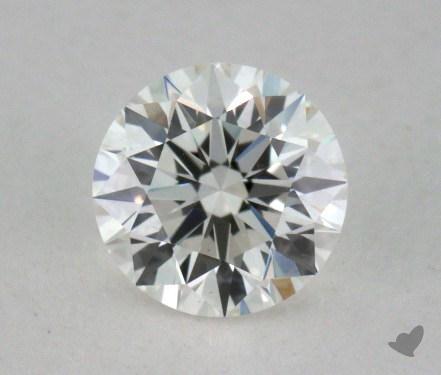 0.54 Carat H-VS2 Excellent Cut Round Diamond
