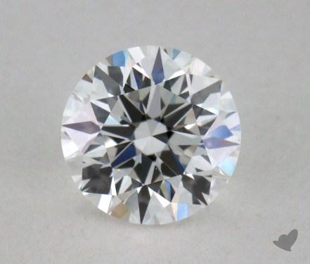 0.54 Carat E-IF Excellent Cut Round Diamond