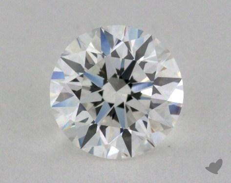 <b>0.53</b> Carat F-IF Excellent Cut Round Diamond