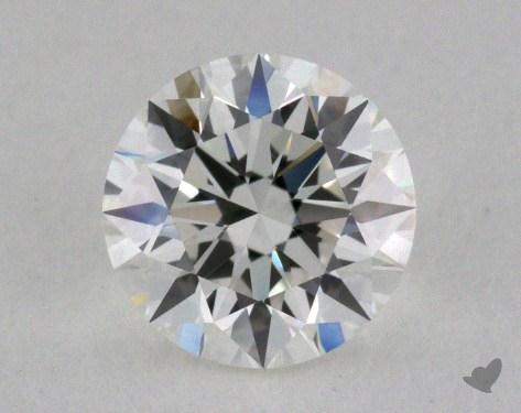 0.59 Carat G-VVS1 Excellent Cut Round Diamond