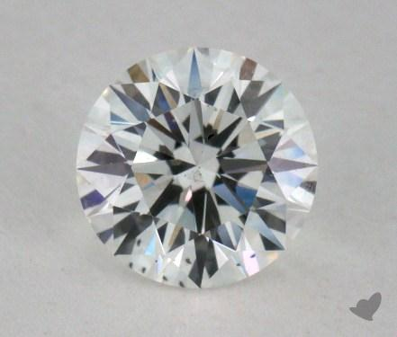 0.61 Carat E-SI1 Excellent Cut Round Diamond