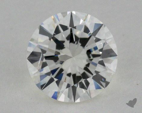 0.70 Carat H-SI1 Very Good Cut Round Diamond