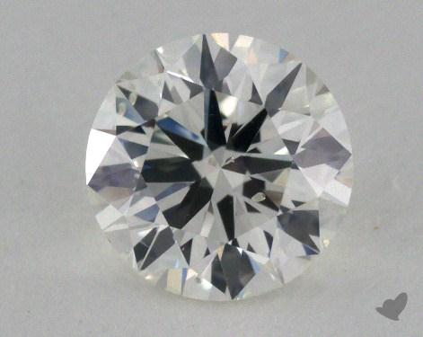 0.73 Carat G-SI2 Excellent Cut Round Diamond