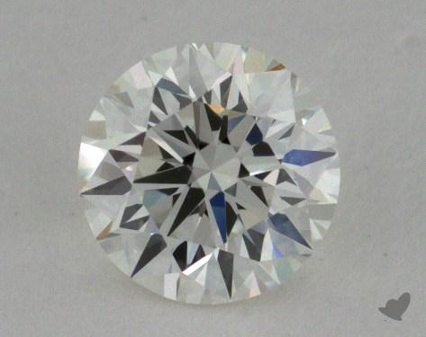0.70 Carat H-VVS1 Very Good Cut Round Diamond