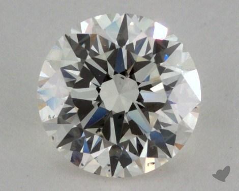 0.80 Carat I-VS2 Very Good Cut Round Diamond