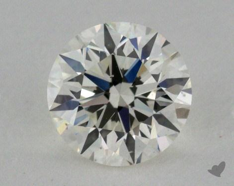 0.70 Carat I-VS2 Very Good Cut Round Diamond