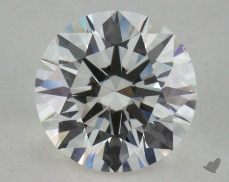 0.90 Carat G-VS2 Very Good Cut Round Diamond