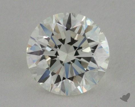 0.70 Carat H-VS1 Excellent Cut Round Diamond
