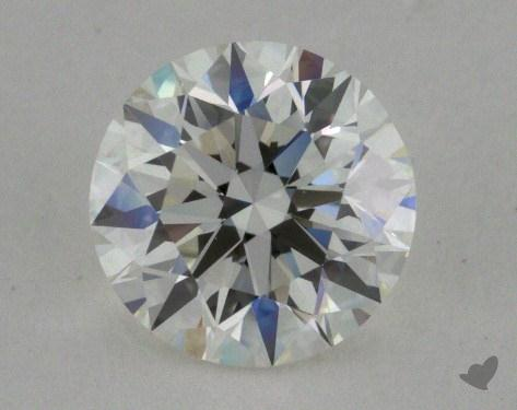 0.74 Carat G-VVS1 Excellent Cut Round Diamond