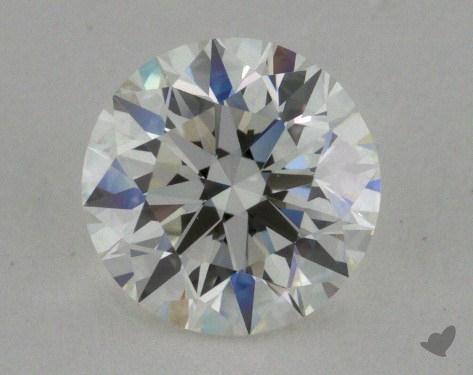 0.74 Carat G-VVS1 Excellent Cut Round Diamond