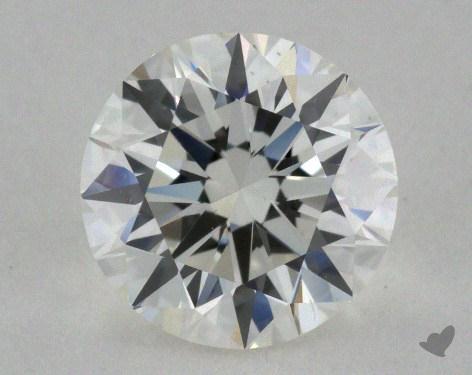 1.00 Carat H-VS2 Very Good Cut Round Diamond