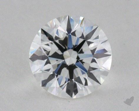 1.20 Carat F-IF Very Good Cut Round Diamond