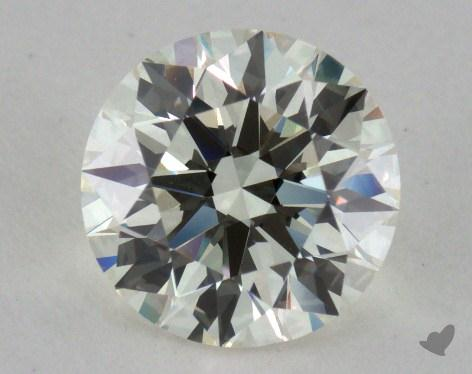 1.22 Carat K-VVS2 Excellent Cut Round Diamond
