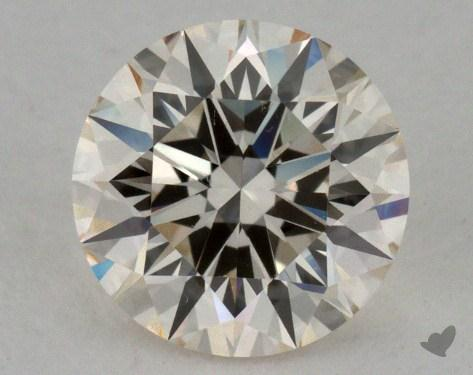 1.14 Carat J-VVS2 Excellent Cut Round Diamond