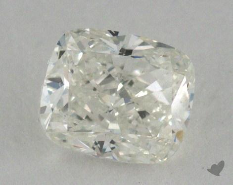 0.72 Carat H-VS1 Cushion Cut Diamond