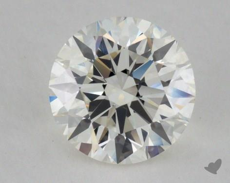 1.50 Carat J-VVS2 Very Good Cut Round Diamond