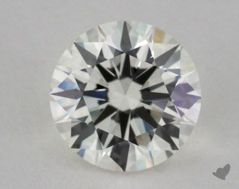 1.30 Carat H-VS1 Very Good Cut Round Diamond