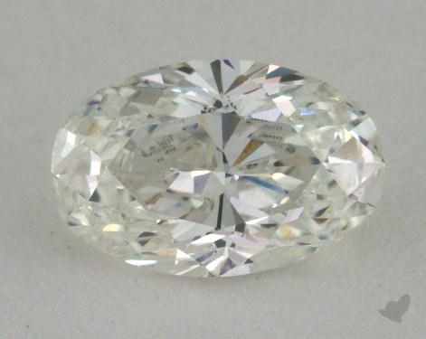0.73 Carat G-VS1 Oval Cut Diamond