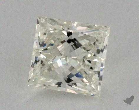 0.57 Carat J-VS1 Very Good Cut Princess Diamond