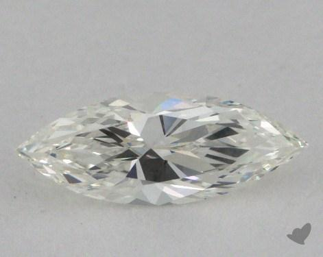 0.42 Carat F-VS1 Marquise Cut  Diamond