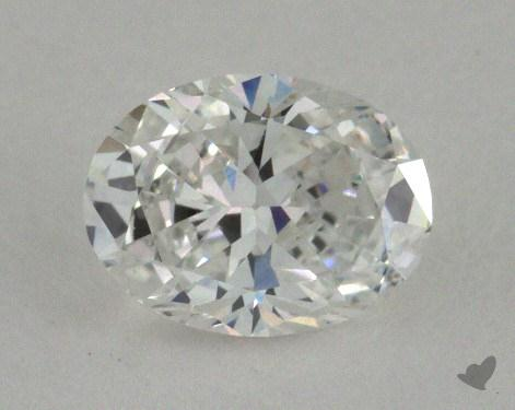 0.56 Carat D-SI1 Oval Cut  Diamond