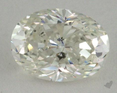 0.90 Carat I-VS1 Oval Cut  Diamond