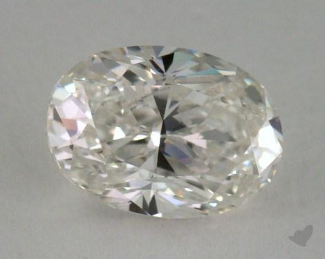 1.02 Carat H-VS1 Oval Cut  Diamond