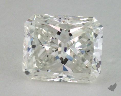 0.90 Carat I-VS1 Radiant Cut  Diamond