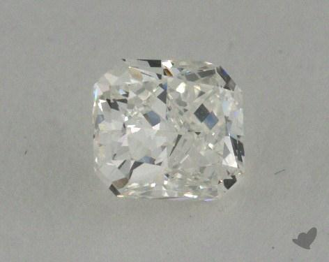 0.70 Carat H-VS1 Radiant Cut  Diamond