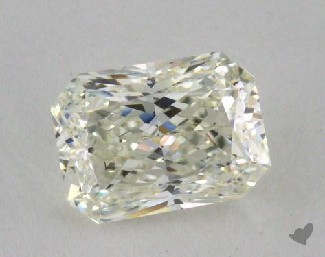 0.91 Carat J-VS2 Radiant Cut Diamond
