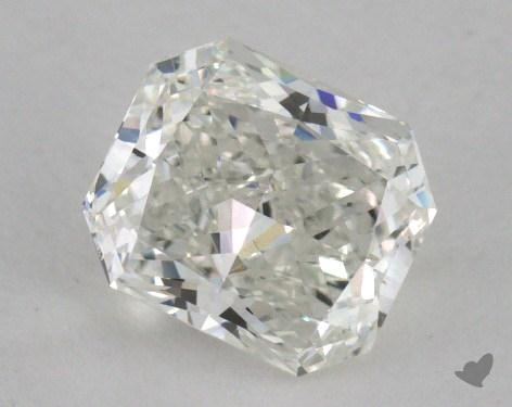 0.70 Carat G-VS2 Radiant Cut Diamond