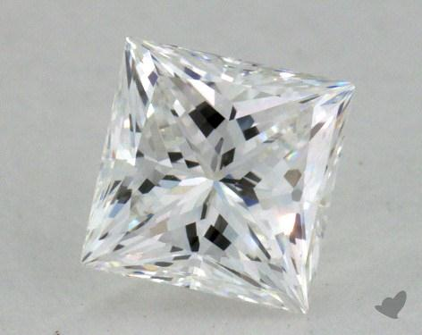 0.61 Carat E-IF Princess Cut  Diamond
