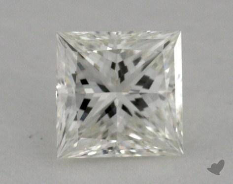 0.73 Carat K-VS1 Ideal Cut Princess Diamond
